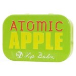 W7 Fruity Lip Balm Tin - Atomic Apple