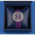 Ladies Purple Avia Watch