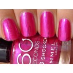 Rimmel 60 Second Nail Polish (270 Shocker)