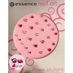 Essence Cosmetics Nail Art Strass Stickers - 02 Strass Stickers