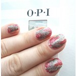 OPI Pure Nail Lacquer App Pink & Silver Lace