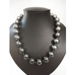 Obsidian Hals Kelte Necklace