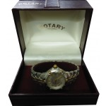 A beautiful Sterling Silver Rotary woman's watch