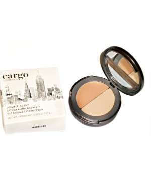 CARGO DOUBLE AGENT CONCEALER BALM KIT 5N