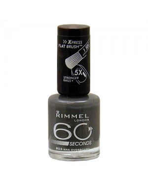 Rimmel 60 Seconds Nail Polish 803 Man Overboard