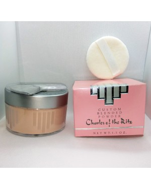CHARLES OF THE RITZ CUSTOM BLENDED POWDER APRICOT