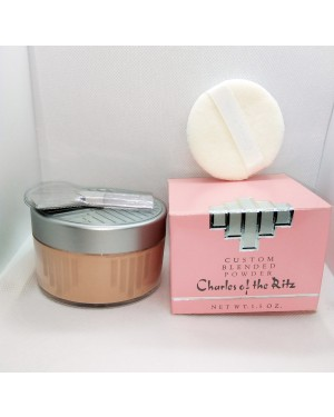 CHARLES OF THE RITZ CUSTOM BLENDED POWDER ROSE BEIGE