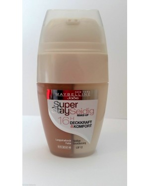 Maybelline Super Stay Seidig 16 H MakeUp Sun Beige48