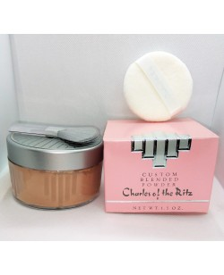 CHARLES OF THE RITZ CUSTOM BLENDED POWDER BRONZER BEIGE