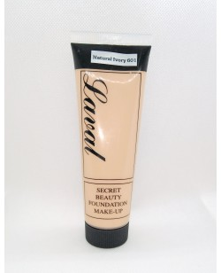 Laval Secret Beauty Foundation Natural Ivory